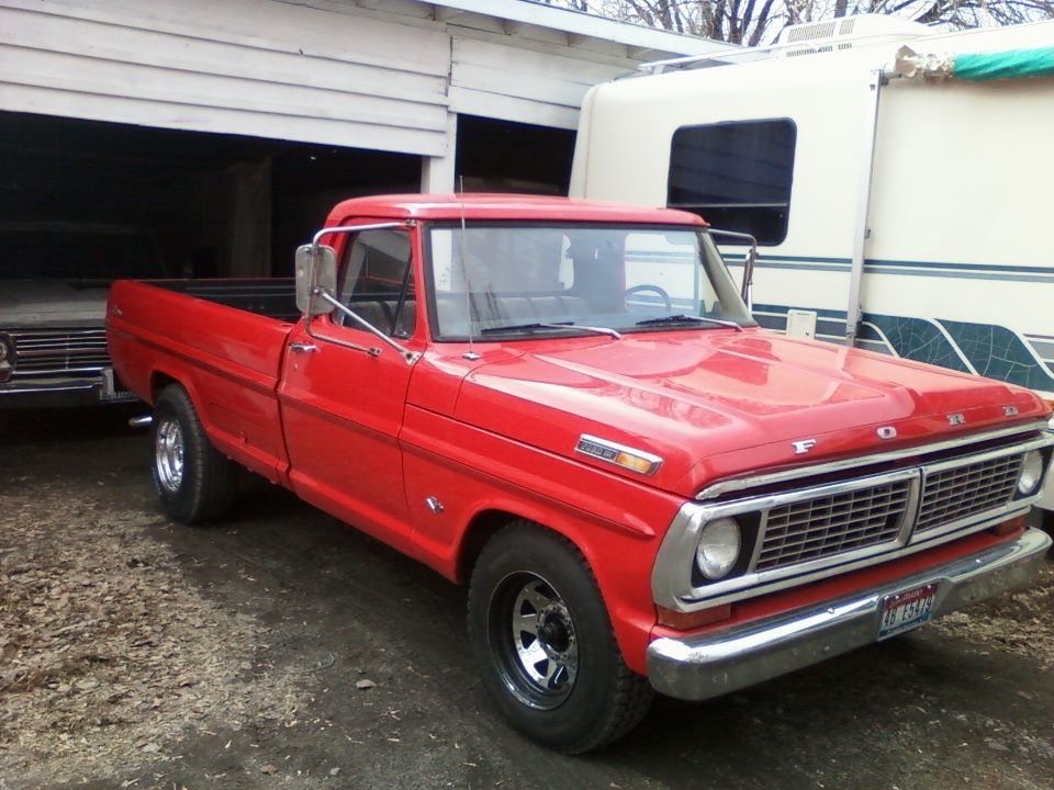 960x720 - Old Ford Truck 13