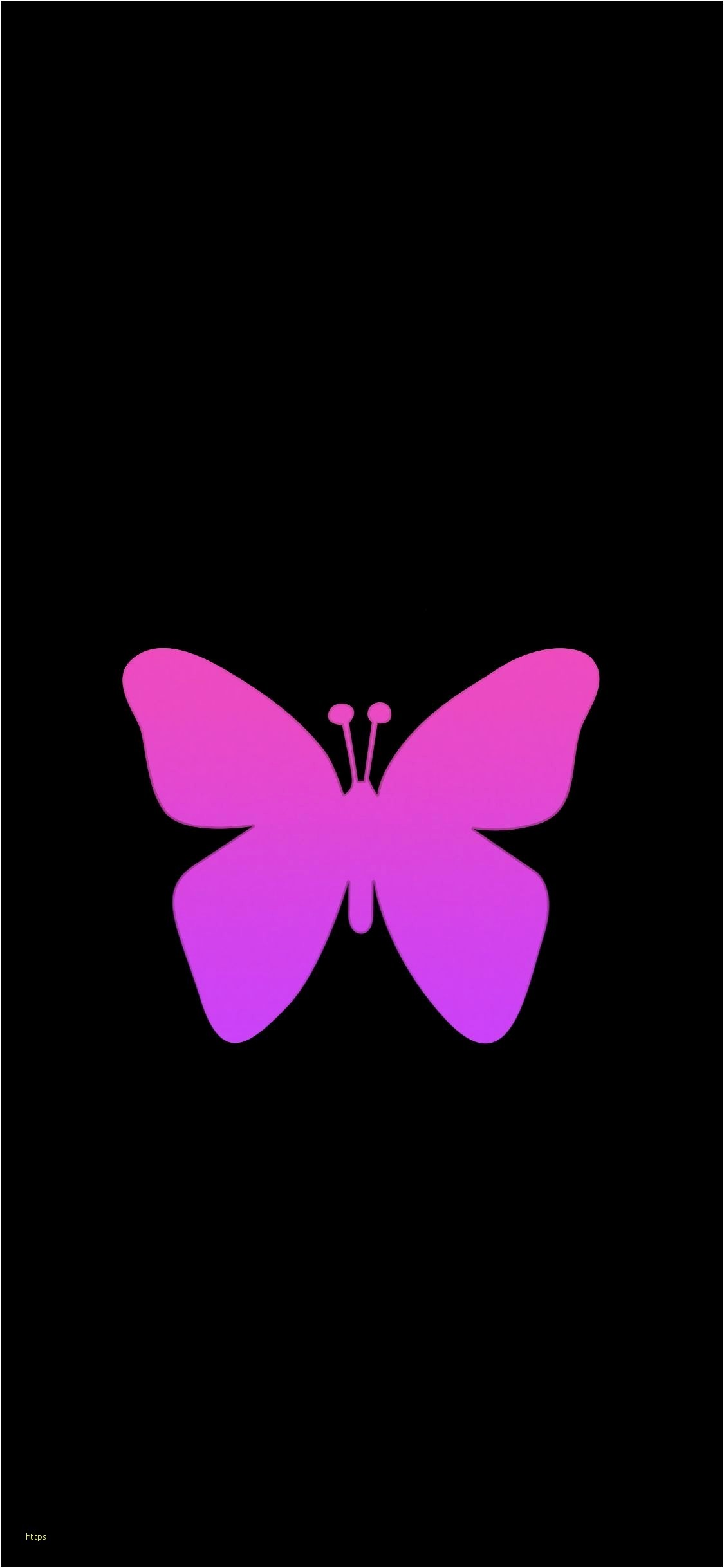 1125x2436 - Pretty Butterfly Backgrounds 33