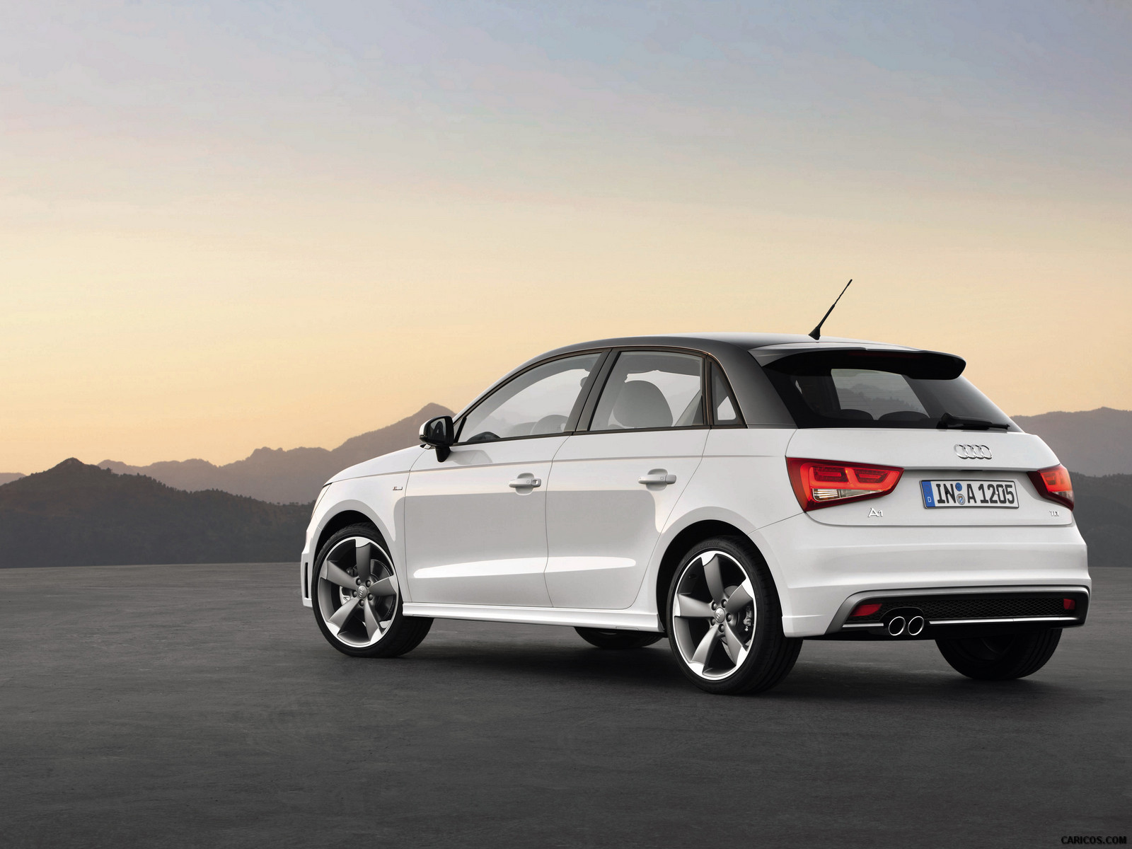 1600x1200 - Audi A1 Wallpapers 22