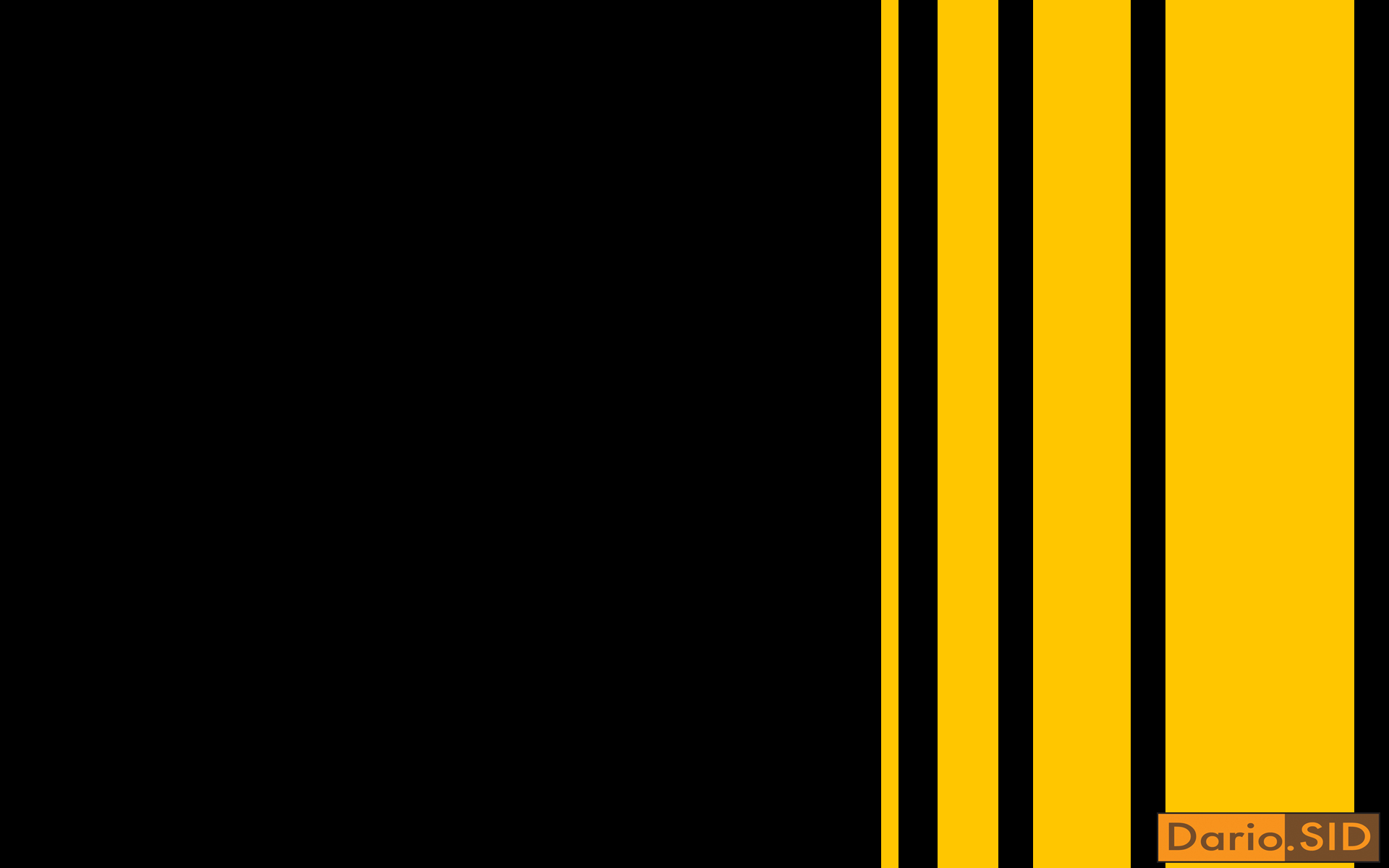 1920x1200 - Yellow and Black 36