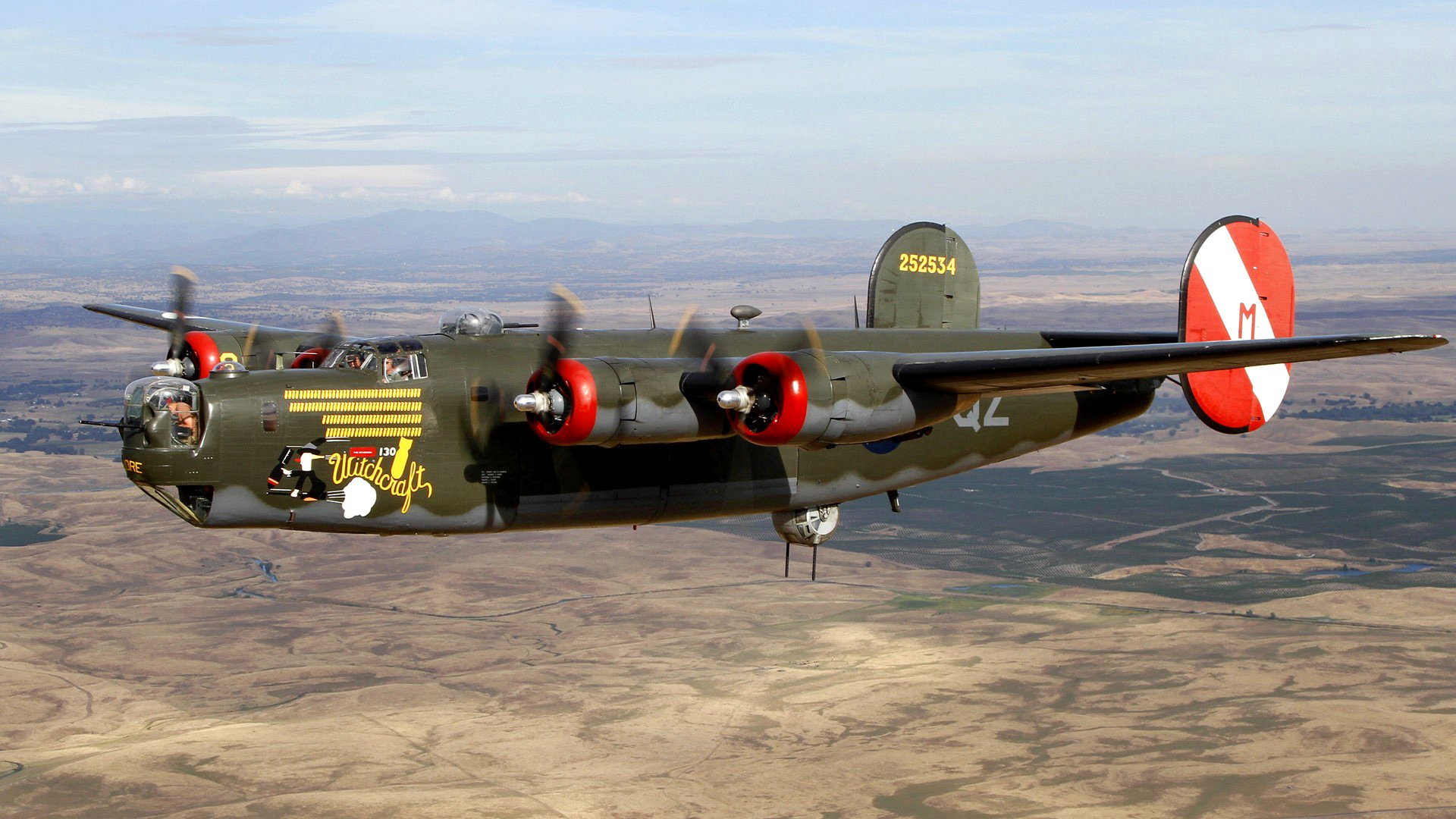 1920x1080 - Consolidated B-24 Liberator Wallpapers 10