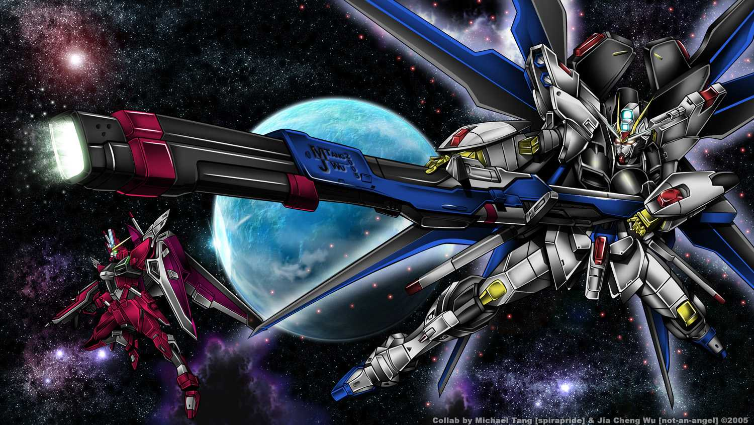 1500x845 - Mobile Suit Gundam Seed Destiny Wallpapers 3