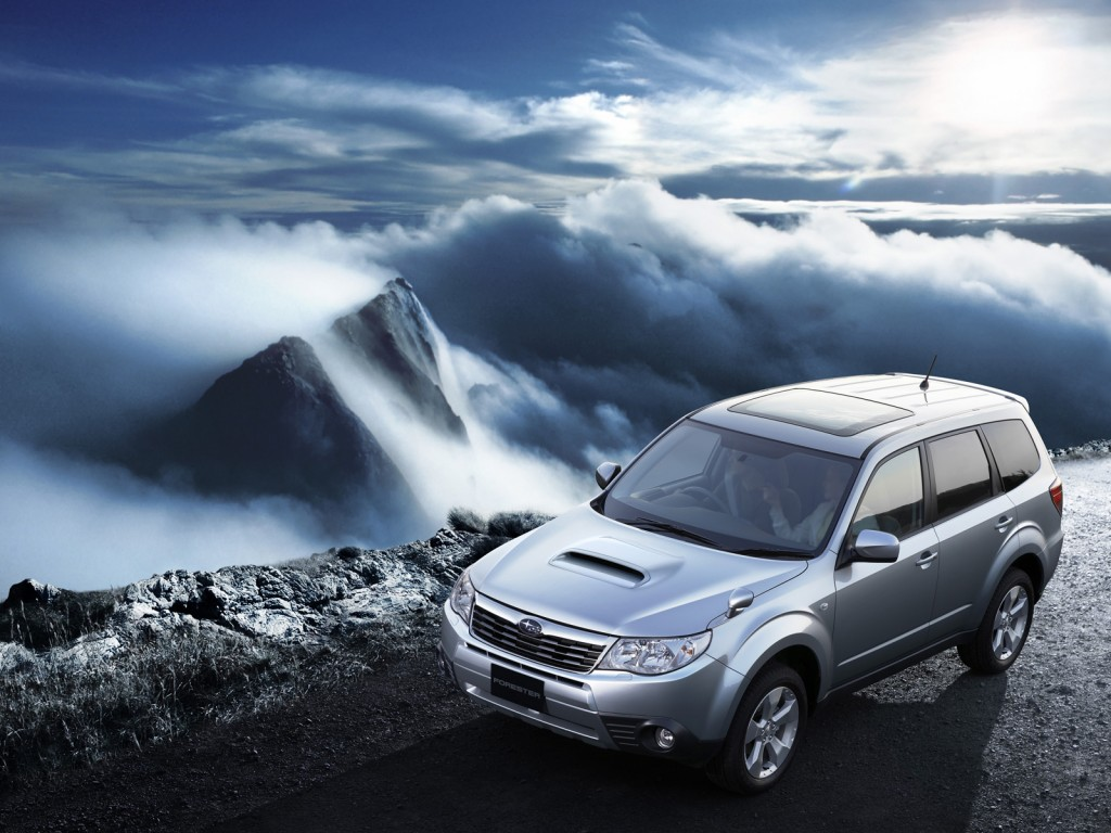 1024x768 - Subaru Forester Wallpapers 19