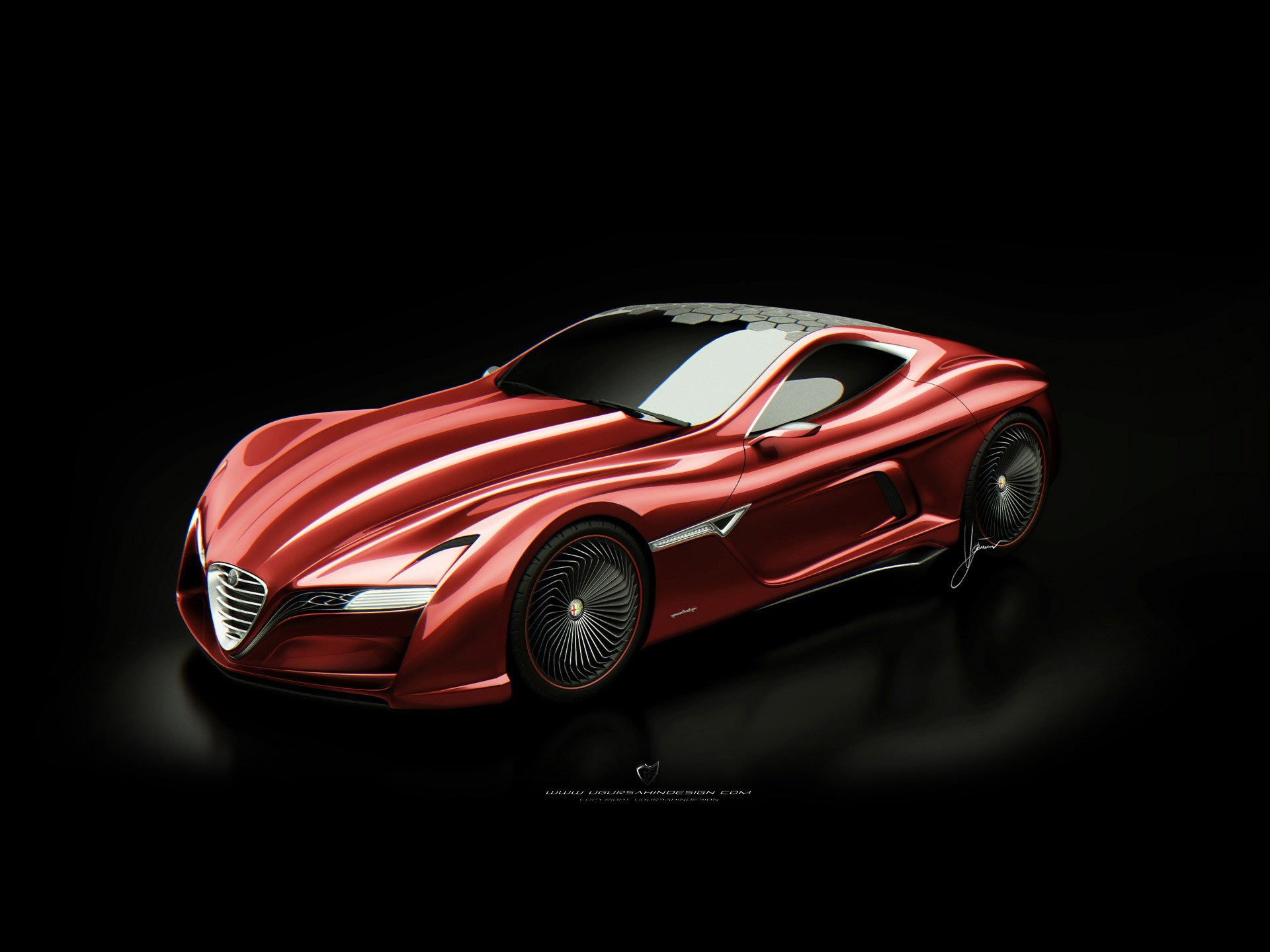 1920x1440 - Alfa Romeo 12C GTS Wallpapers 17