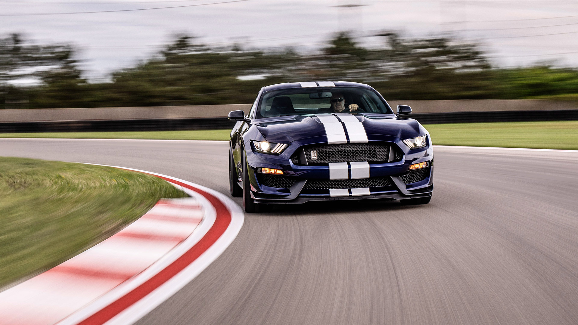 1920x1080 - Shelby Mustang GT 350 Wallpapers 21