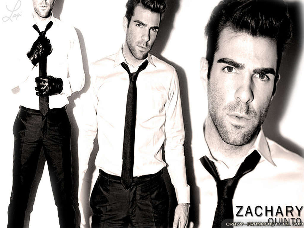 1024x768 - Zachary Quinto Wallpapers 13