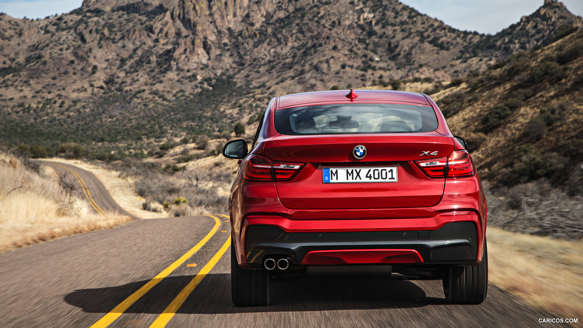 1920x1080 - BMW X4 Wallpapers 9