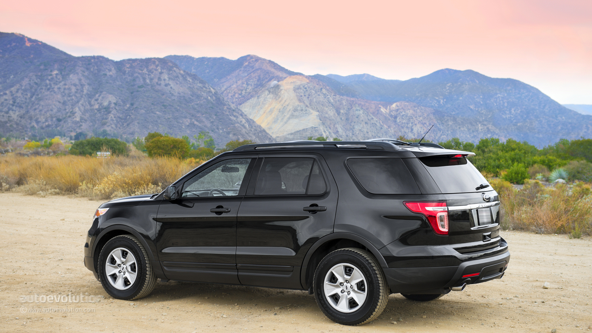 1920x1080 - Ford Explorer Wallpapers 10
