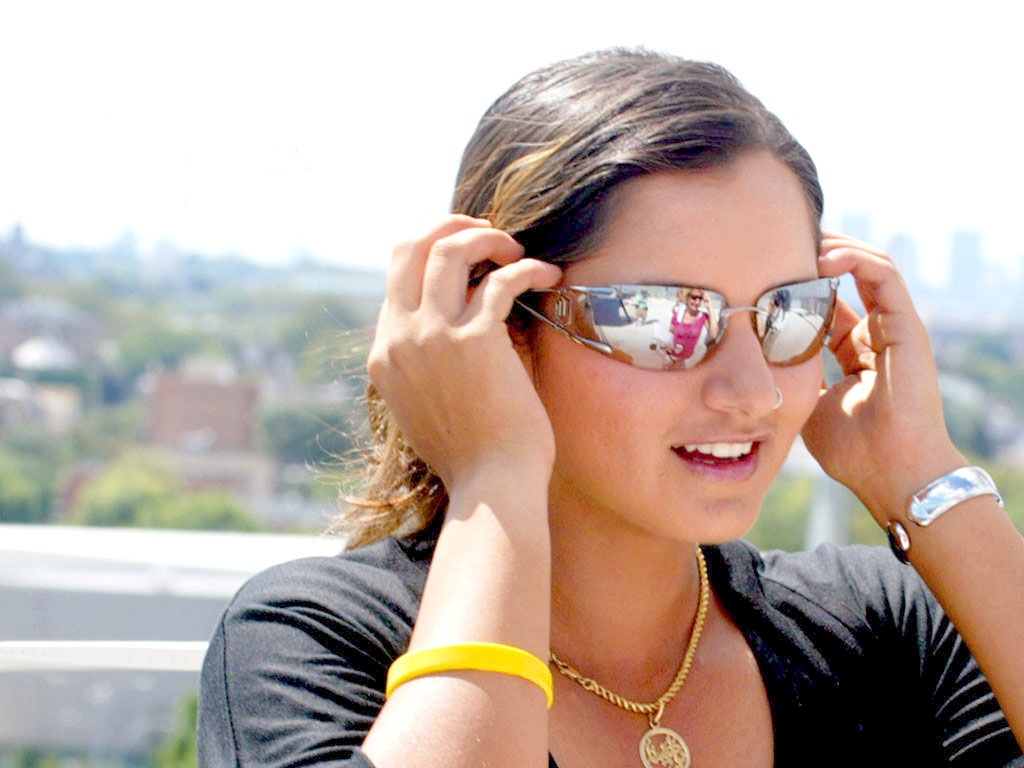 1024x768 - Sania Mirza Wallpapers 15