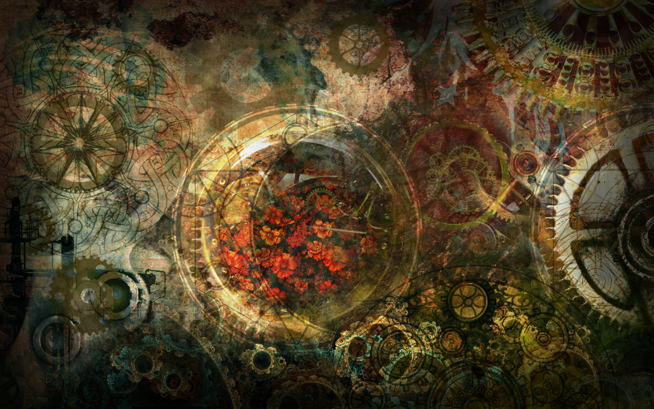 1280x800 - Steampunk Wallpapers 23