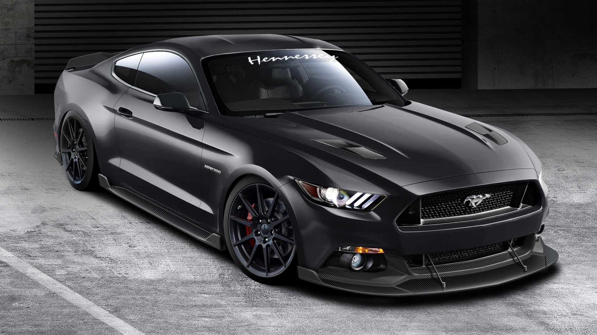 1920x1080 - Ford Mustang GT Wallpapers 3