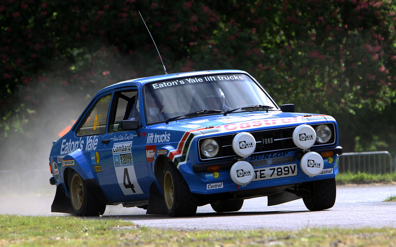 1280x800 - Ford Escort Wallpapers 15