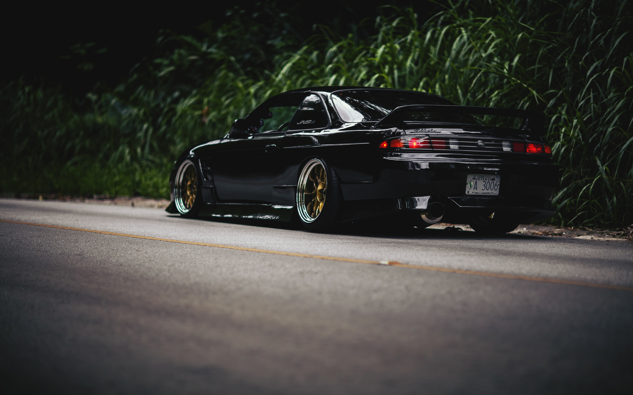 2048x1280 - Nissan Silvia S14 Wallpapers 2