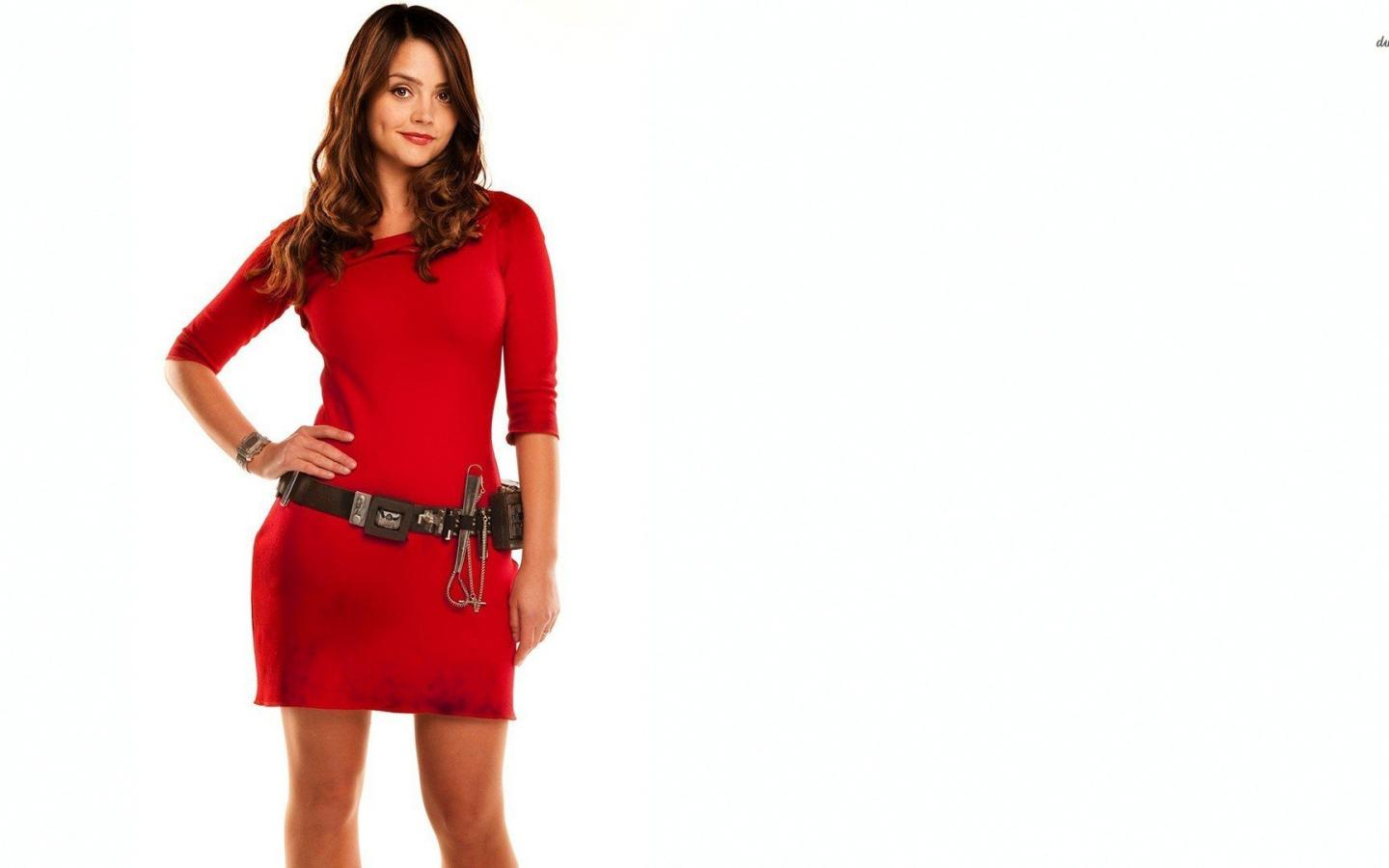 1440x900 - Jenna-Louise Coleman Wallpapers 19