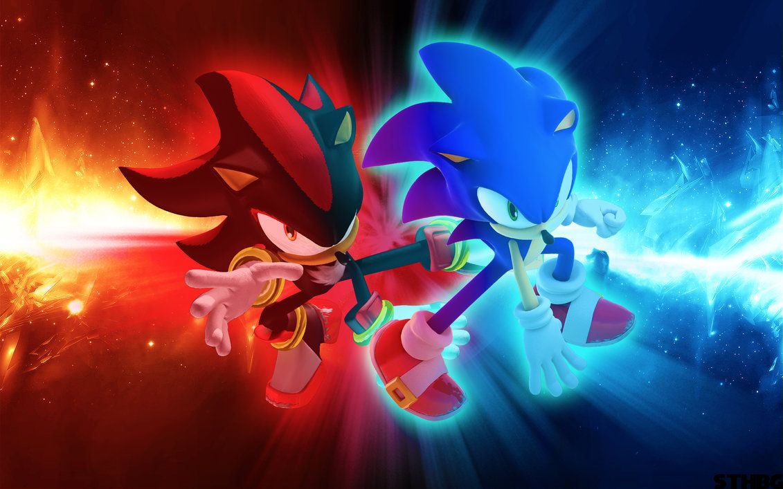1131x707 - Sonic and Shadow 34