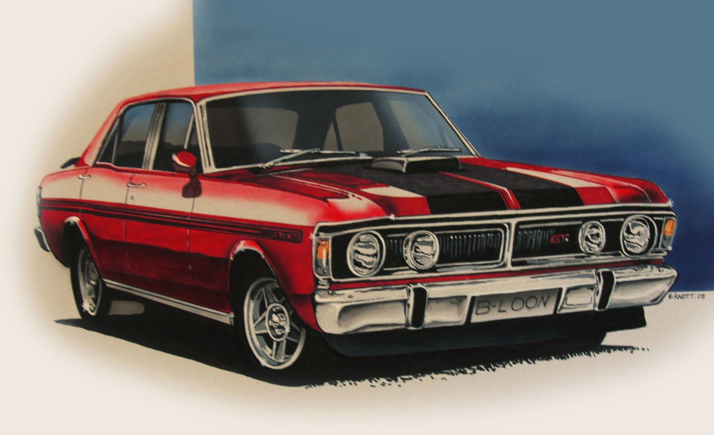 1417x864 - Ford Falcon Wallpapers 14