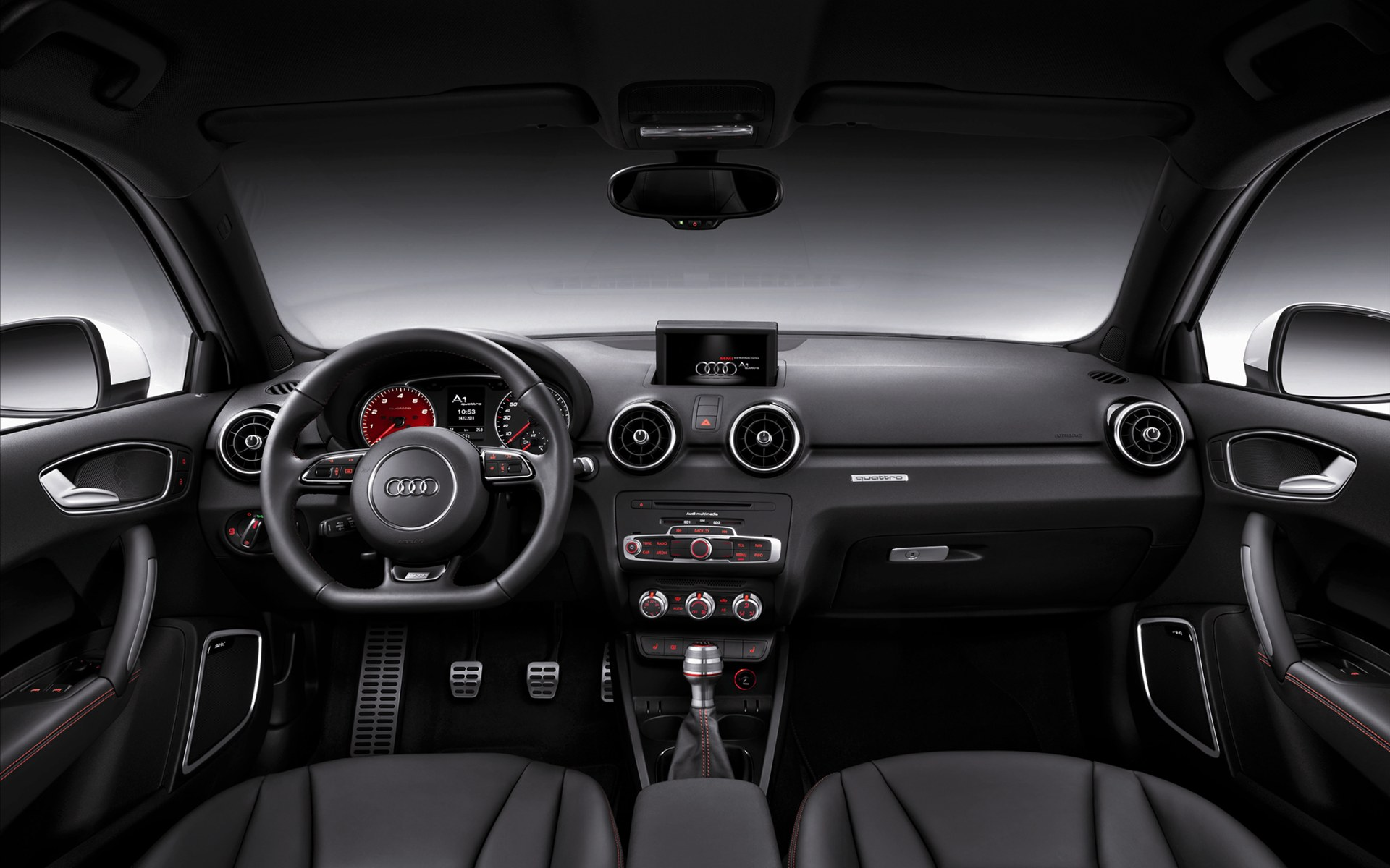 1920x1200 - Audi A1 Wallpapers 15