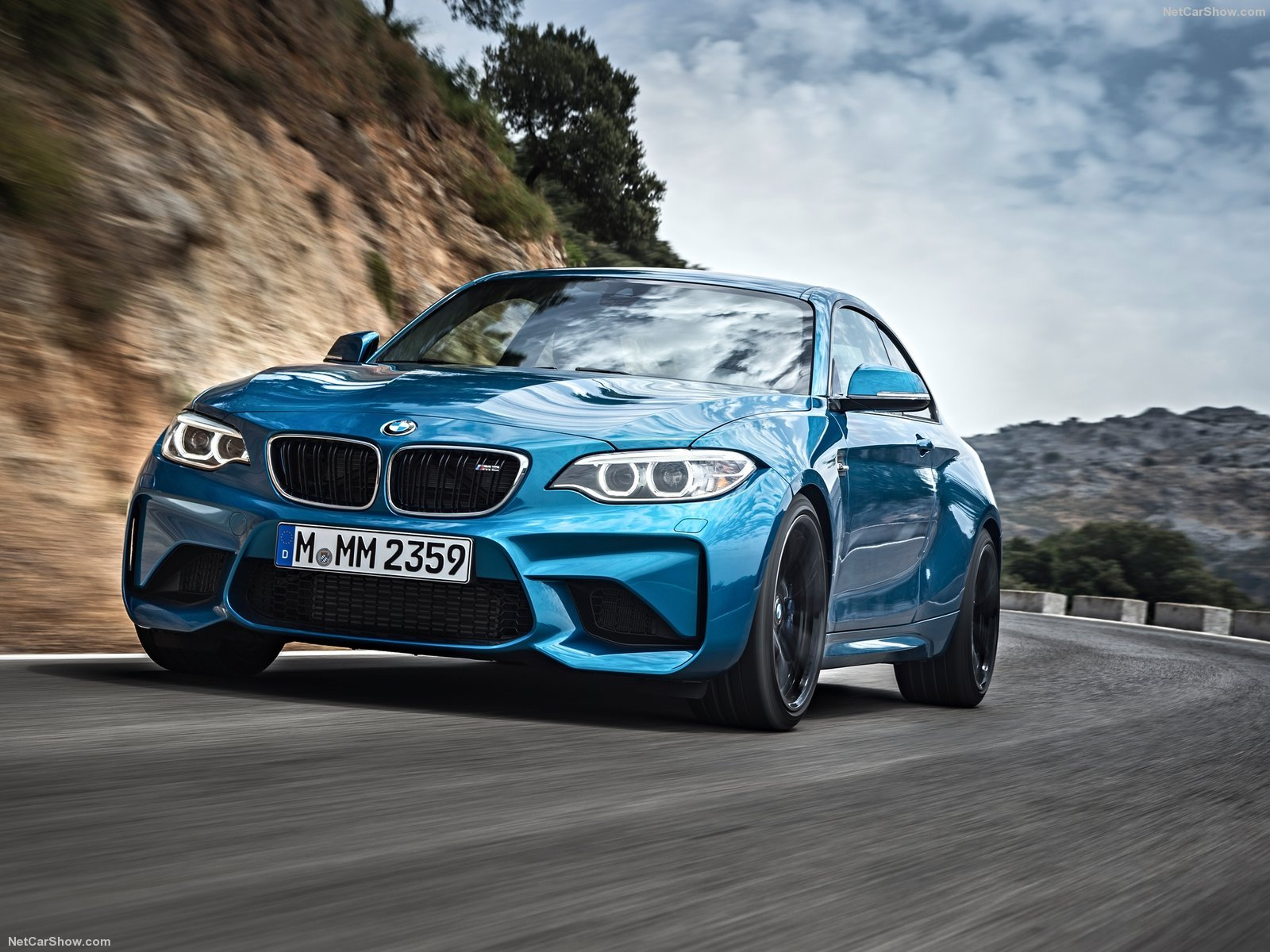 1600x1200 - BMW M2 Coupe Wallpapers 9