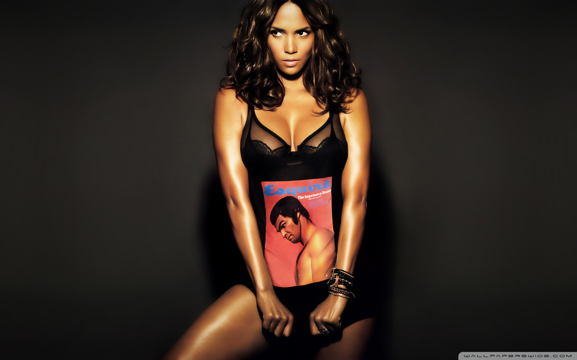 1920x1200 - Halle Berry Wallpapers 16