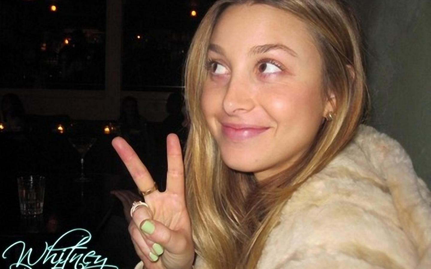 1440x900 - Whitney Port Wallpapers 19