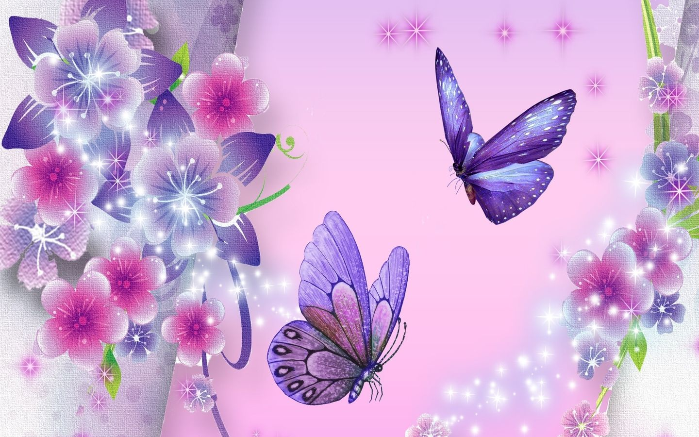 1440x900 - Pretty Butterfly Backgrounds 13