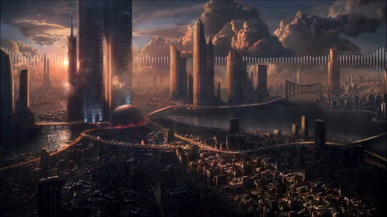 1280x720 - Sci Fi City Wallpapers 8