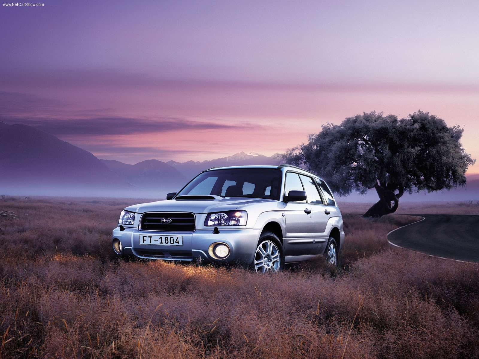 1600x1200 - Subaru Forester Wallpapers 21