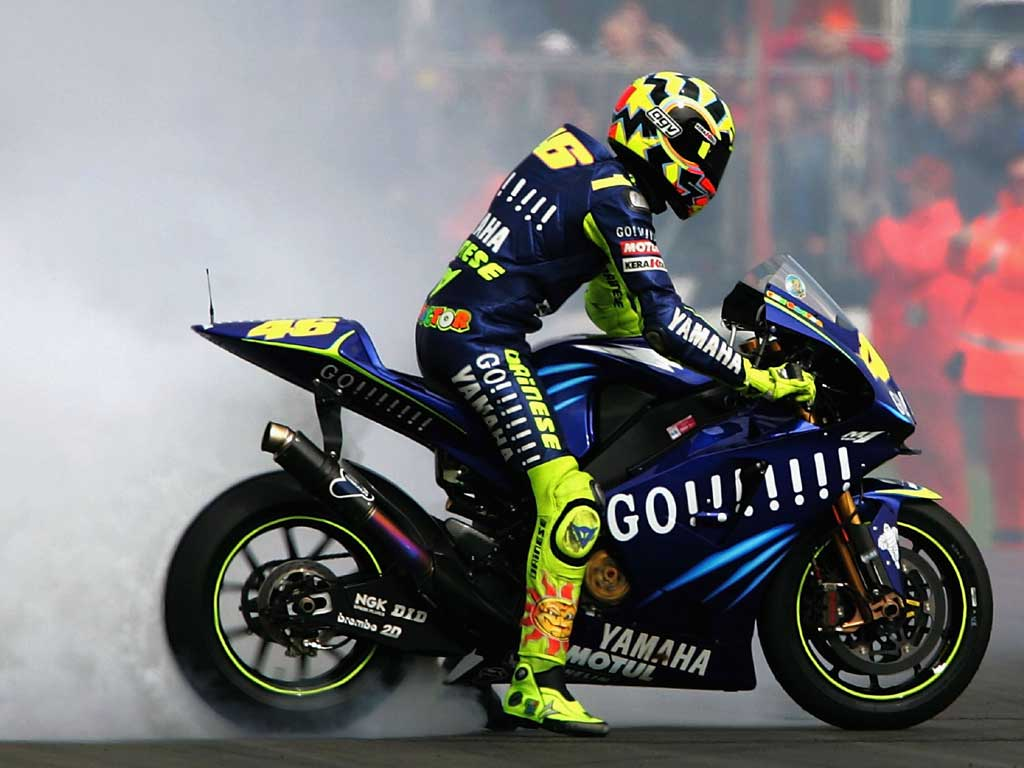 1024x768 - Valentino Rossi Wallpapers 13