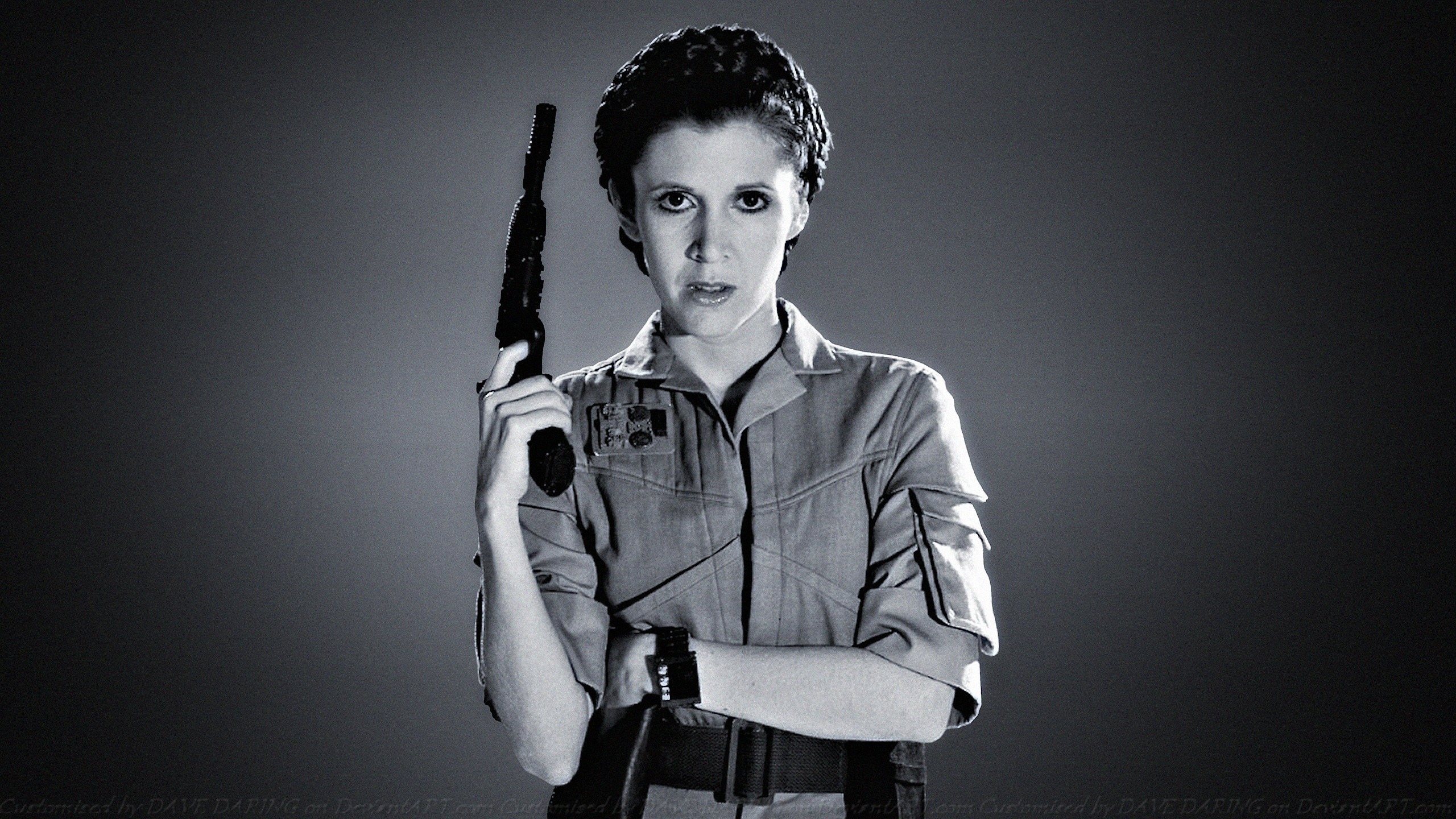 2560x1440 - Carrie Fisher Wallpapers 6