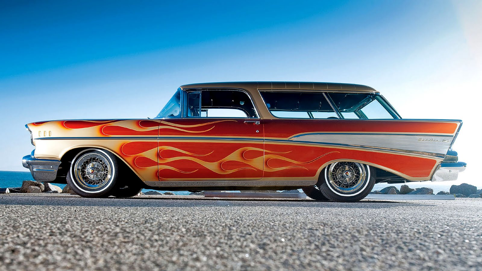 1600x900 - Chevrolet Nomad Wallpapers 21