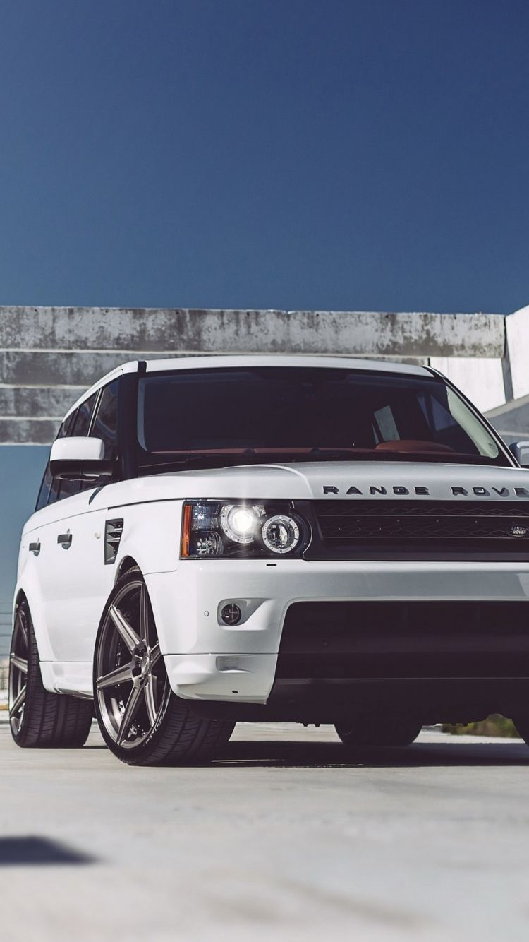 750x1334 - Range Rover Wallpapers 15