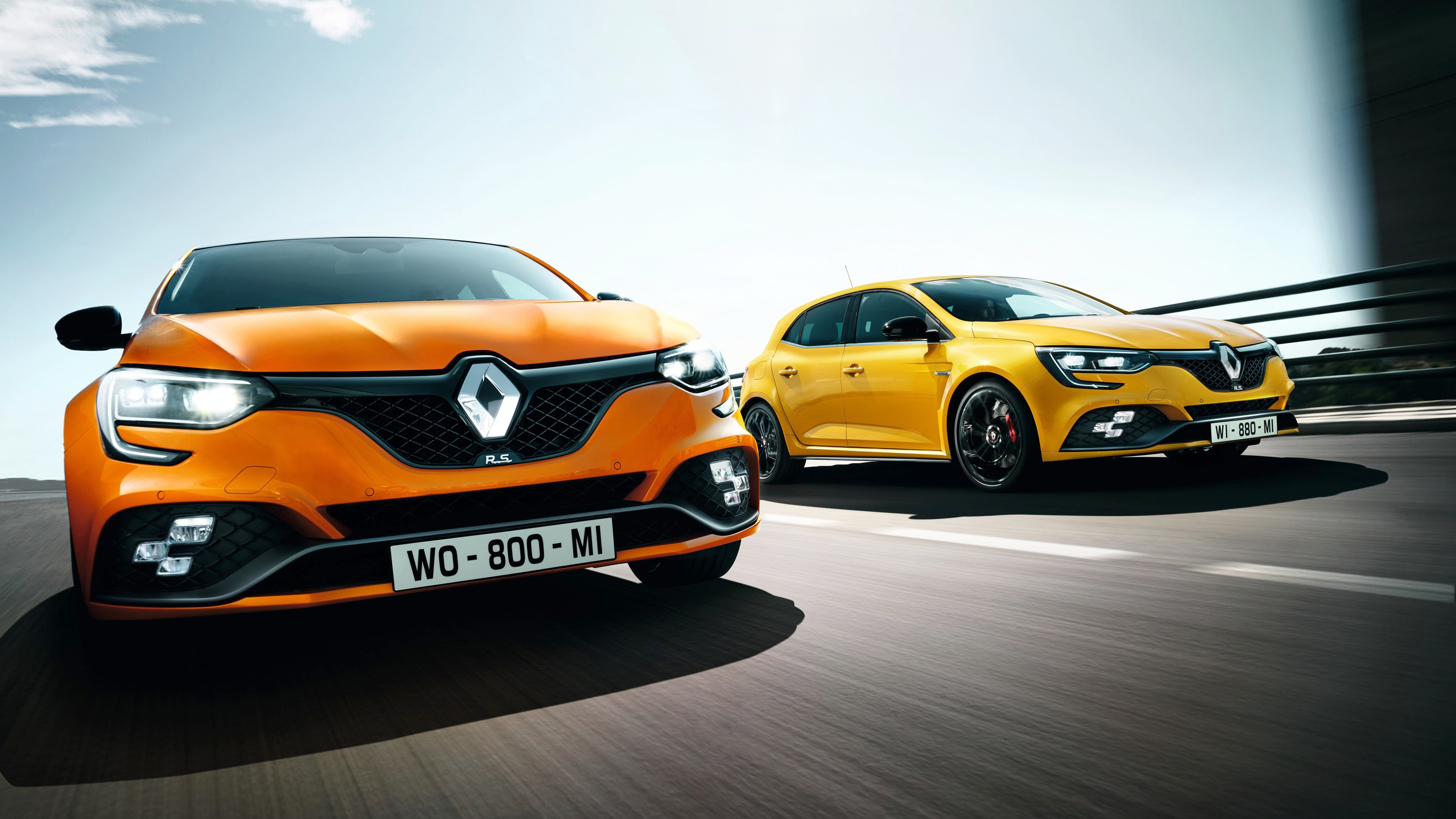 3840x2160 - Renault RS Wallpapers 28