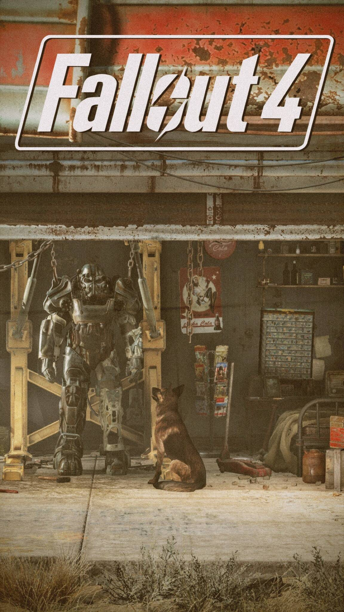 1152x2048 - Fallout iPhone 6 8