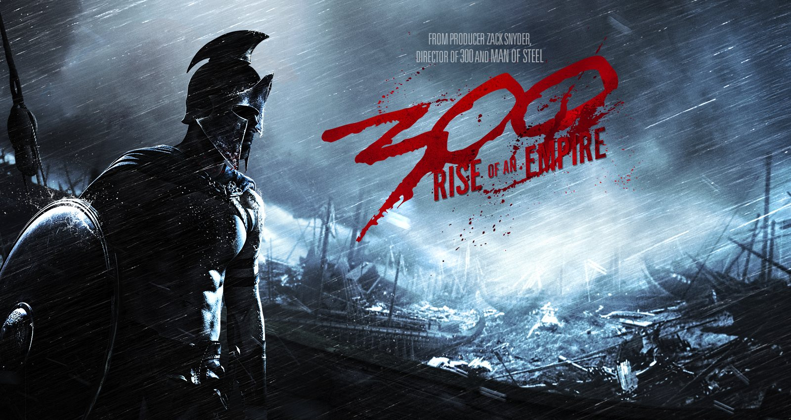 1600x850 - 300: Rise of an Empire Wallpapers 12