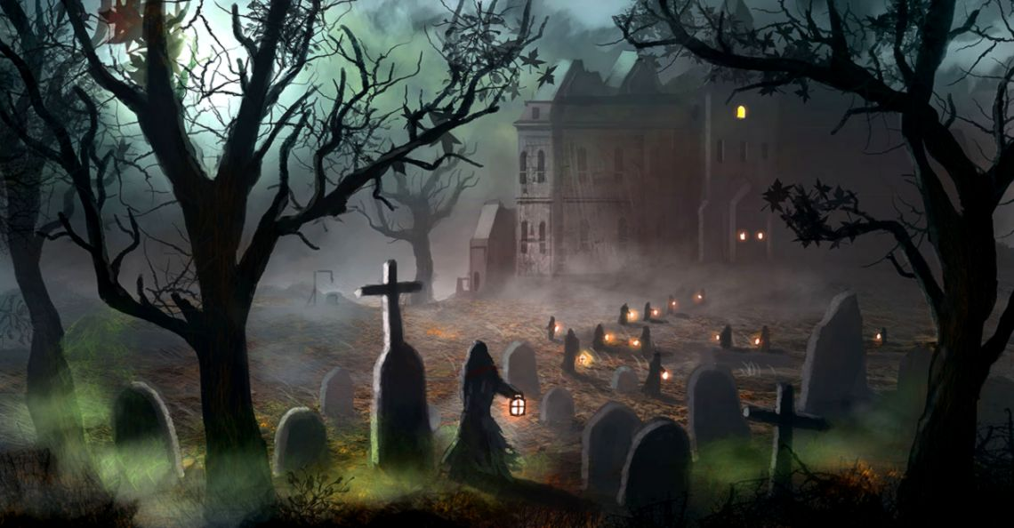 1140x594 - Scary Halloween Background 30
