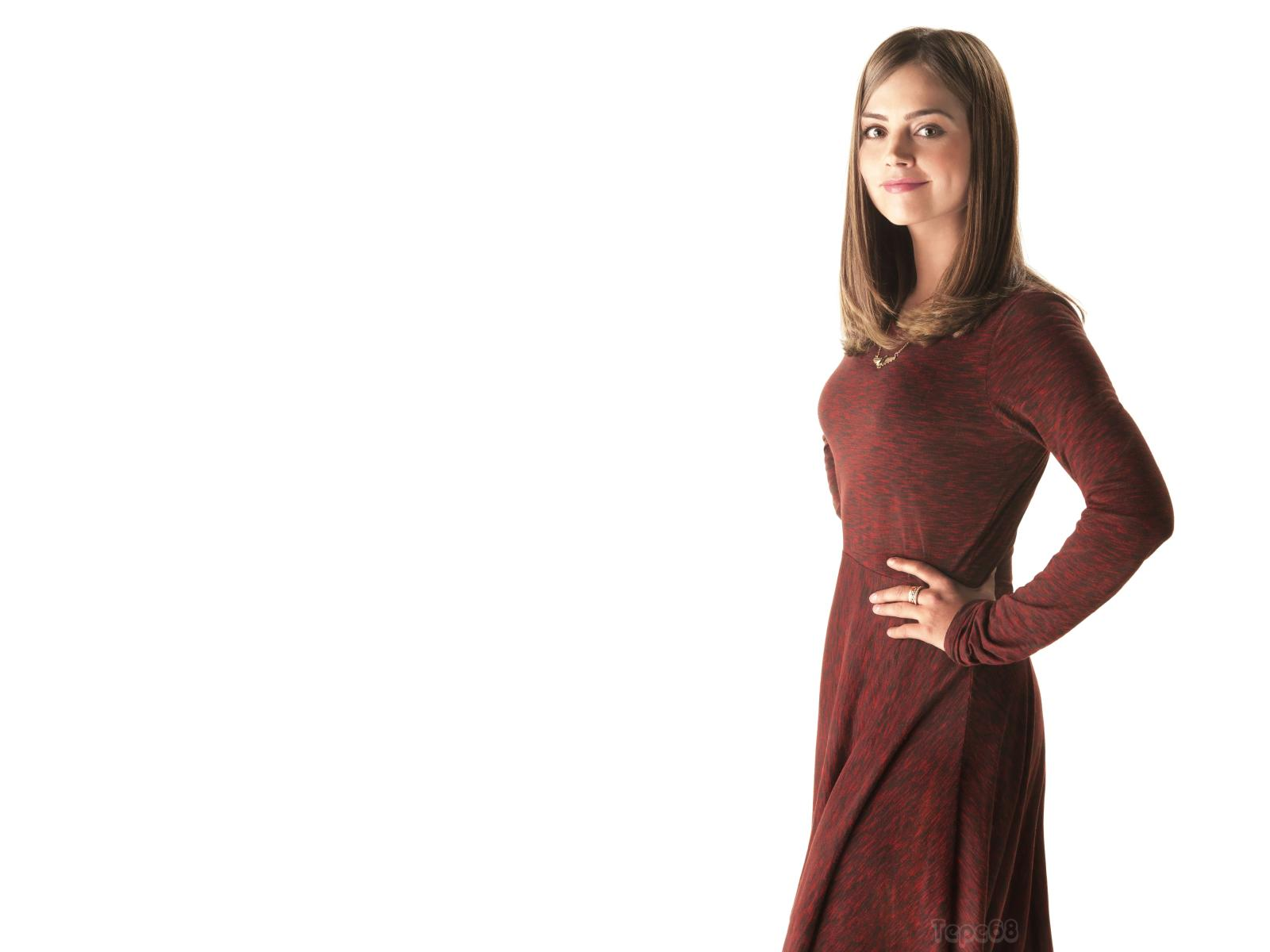 1600x1200 - Jenna-Louise Coleman Wallpapers 17