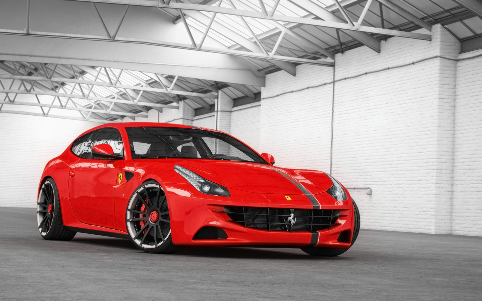 1920x1200 - Ferrari FF Wallpapers 28