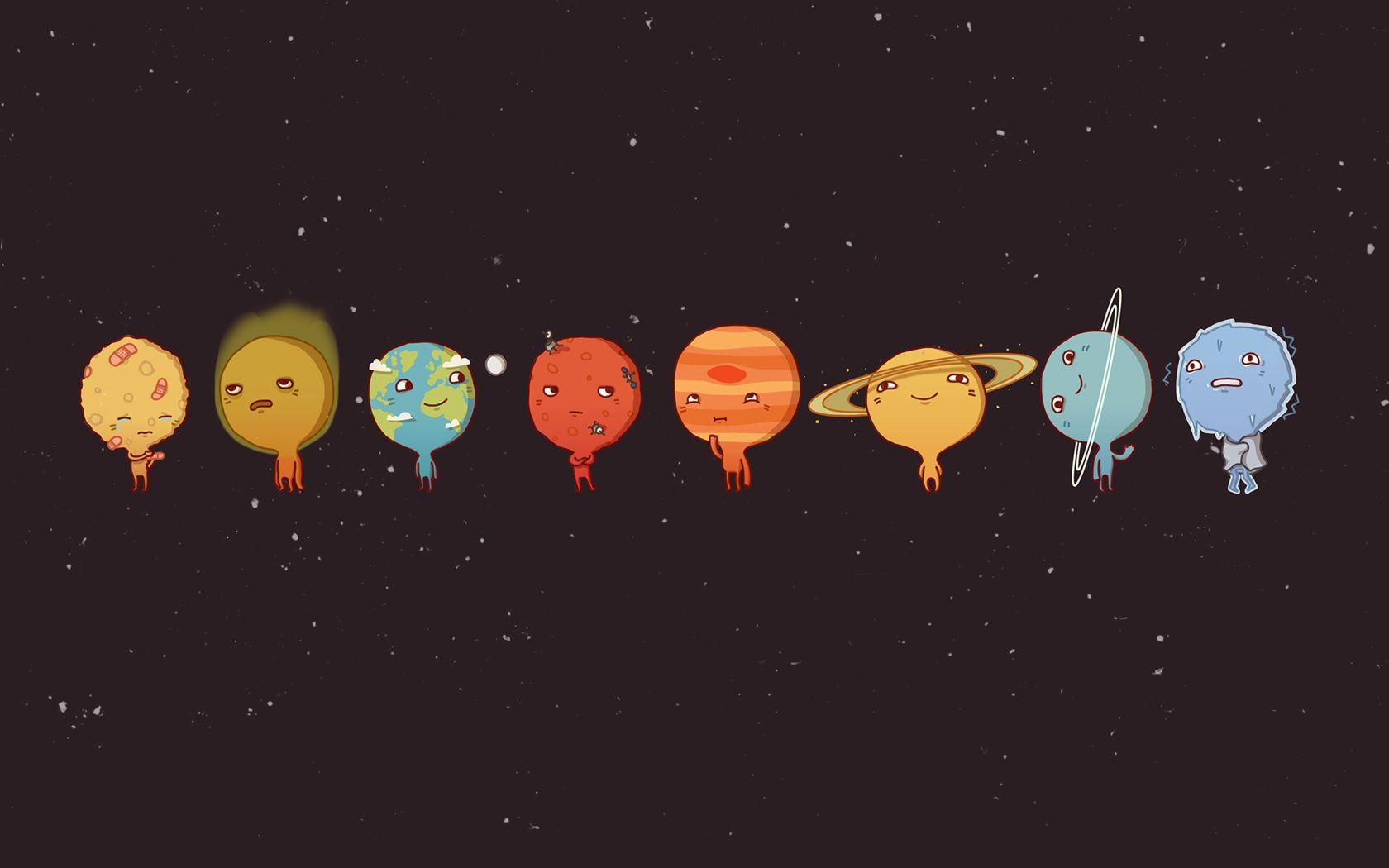 1680x1050 - Solar System Wallpapers 17
