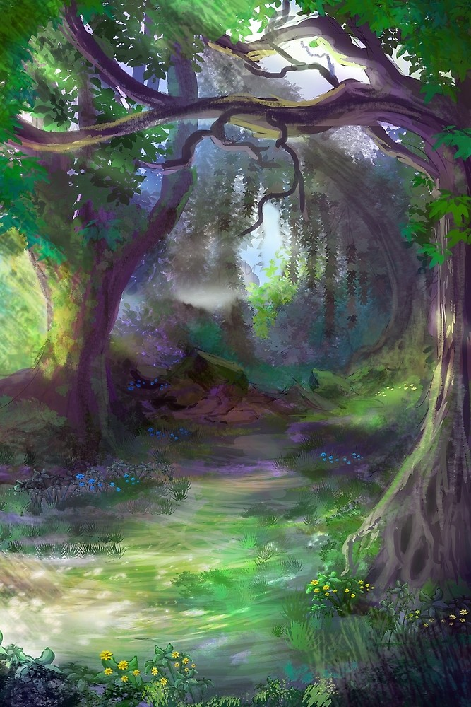 667x1000 - Elven Forest 23