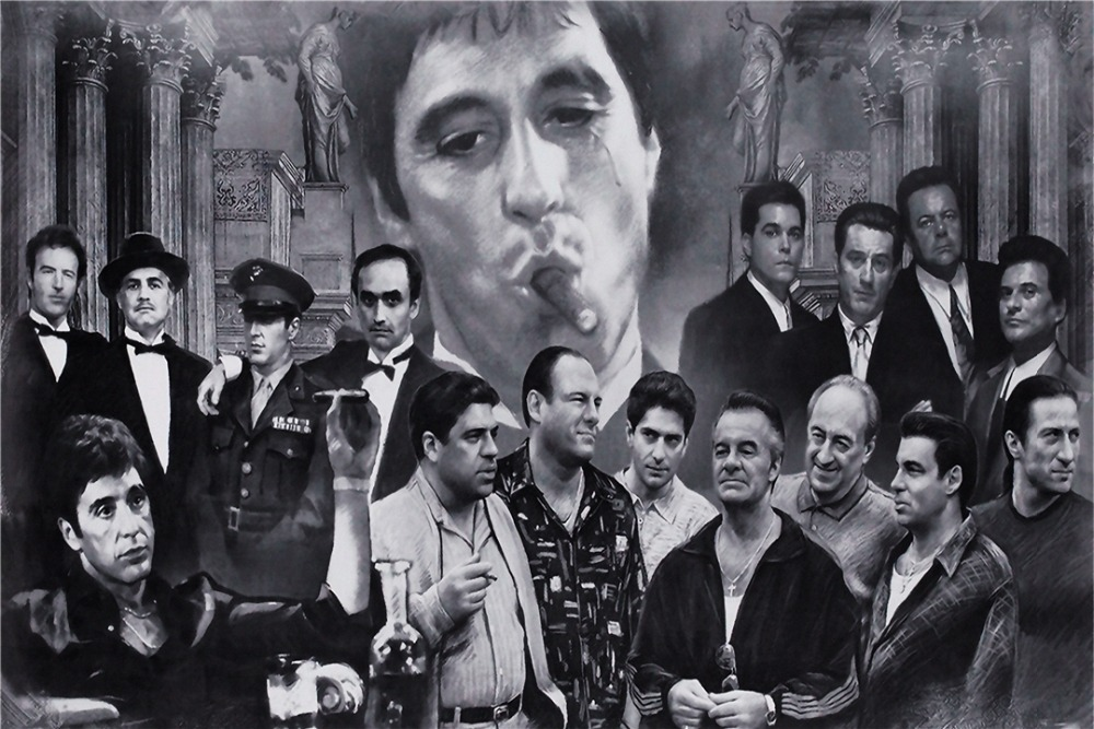 1000x667 - Goodfellas Wallpapers 10