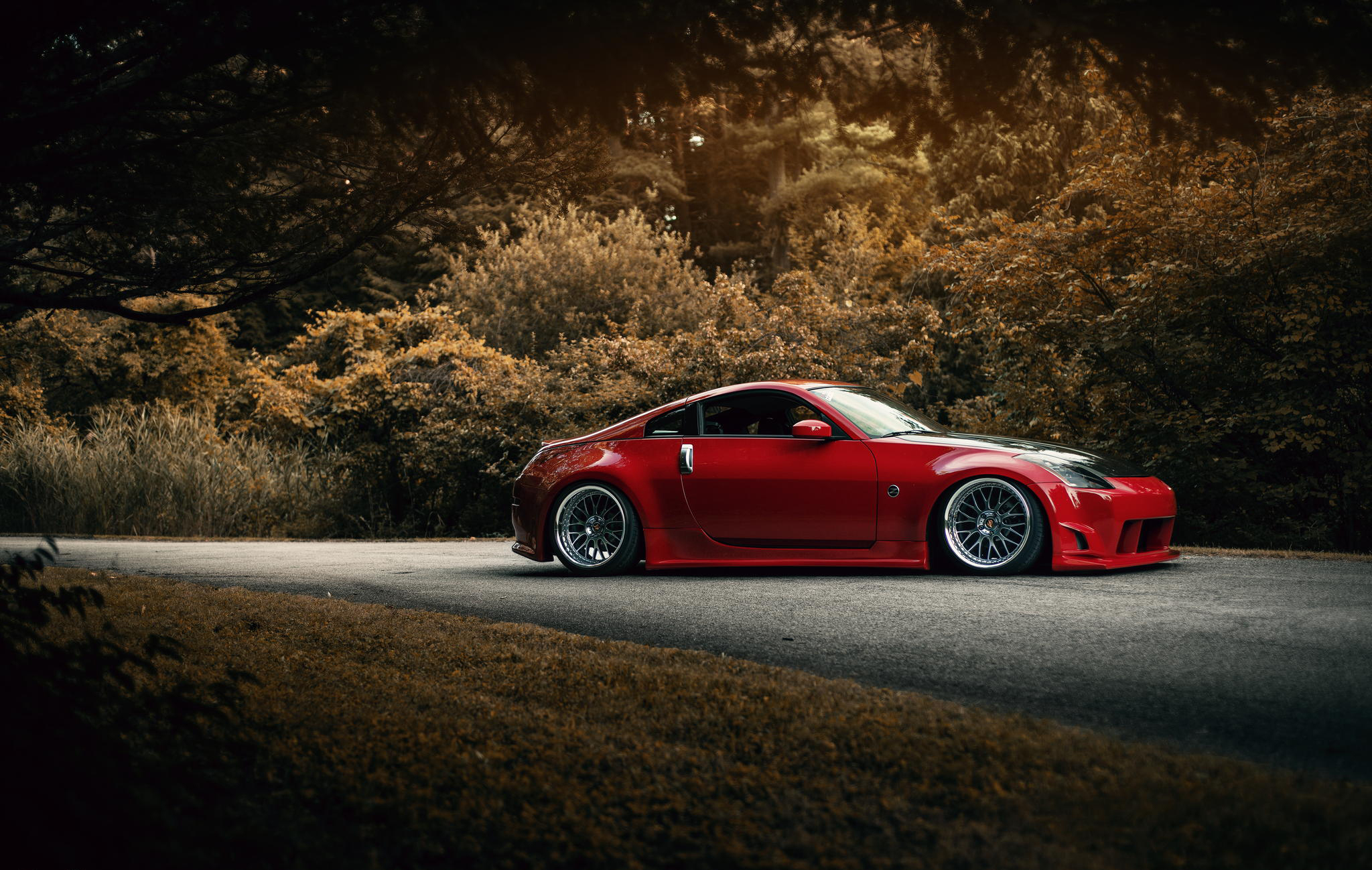 2048x1298 - Nissan 350Z Wallpapers 26