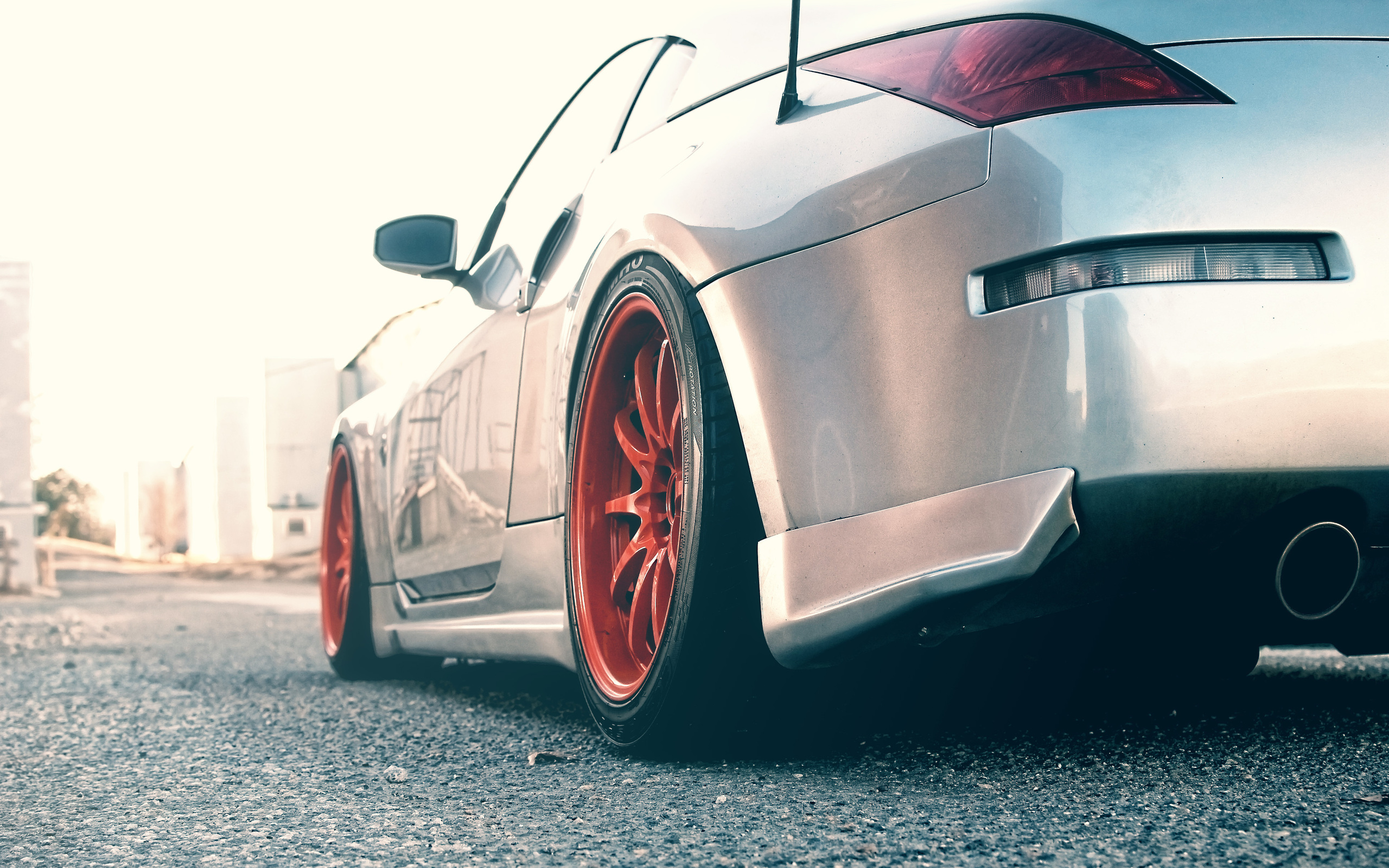 2560x1600 - Nissan 350Z Wallpapers 33