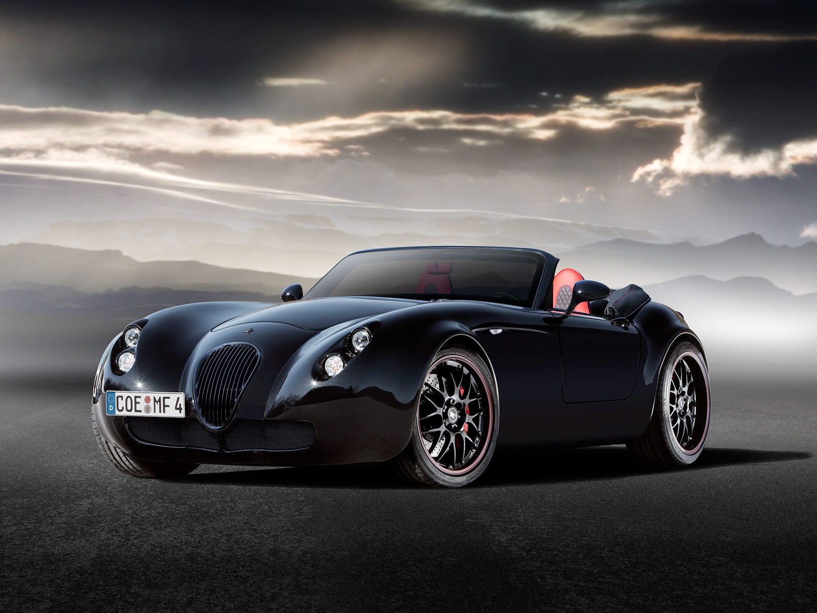 1600x1200 - Wiesmann GT MF4 Wallpapers 16