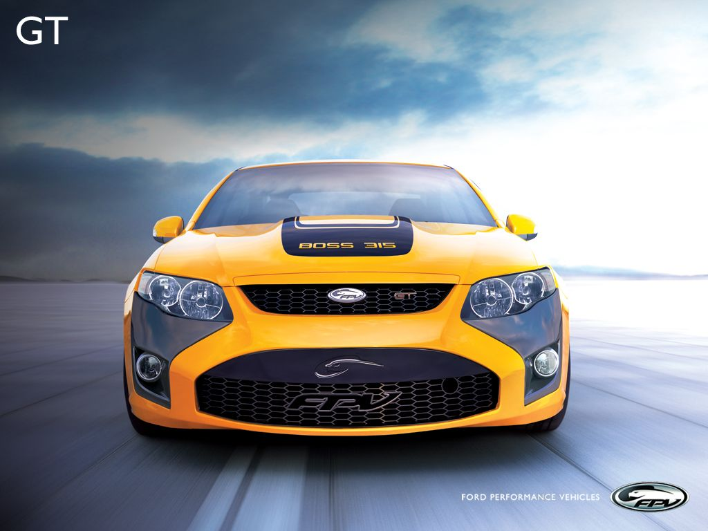 1024x768 - Ford Falcon Wallpapers 11