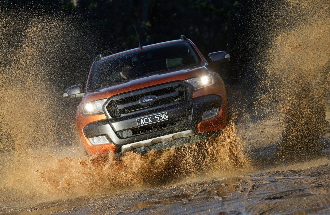 1075x700 - Ford Ranger Wallpapers 13