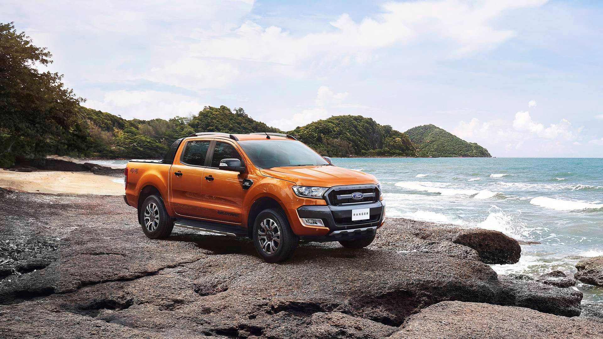 1920x1080 - Ford Ranger Wallpapers 4