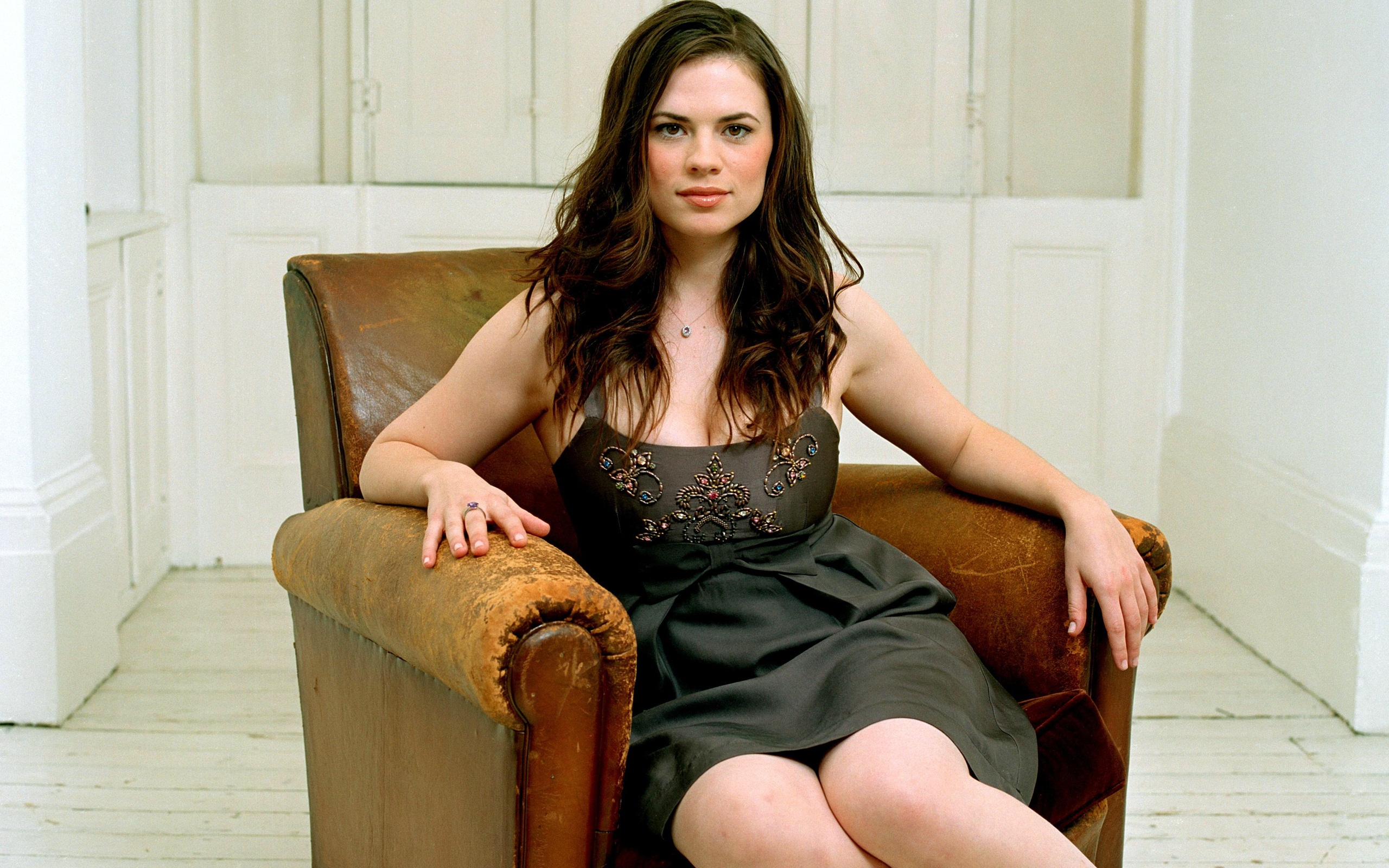 2560x1600 - Hayley Atwell Wallpapers 16