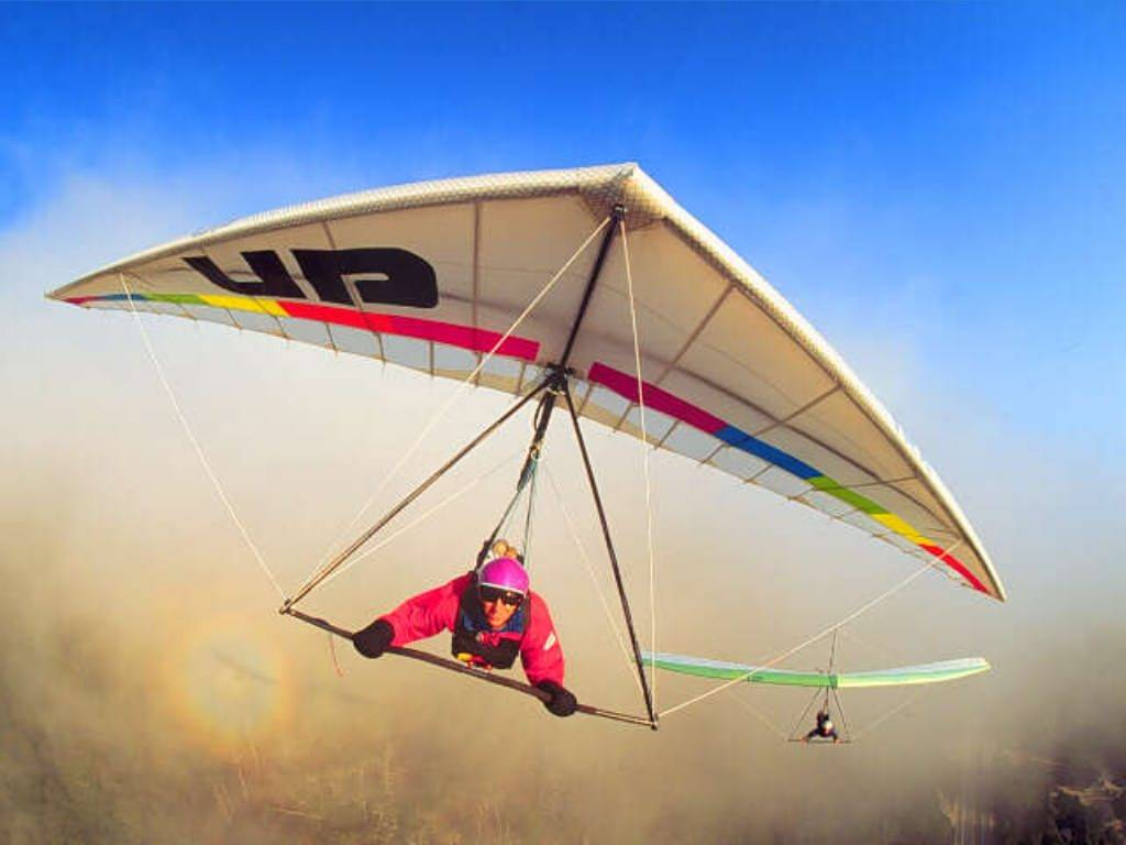 1024x768 - Hang Gliding Wallpapers 15
