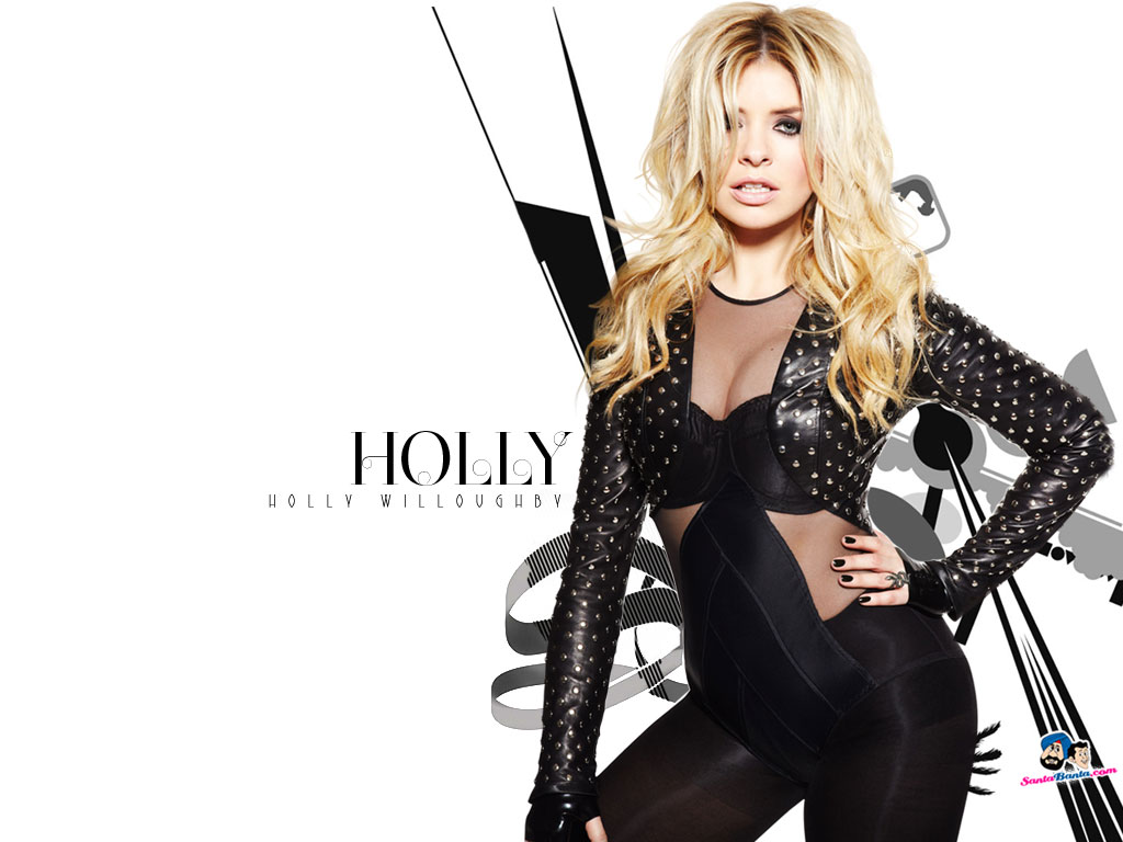1024x768 - Holly Willoughby Wallpapers 14