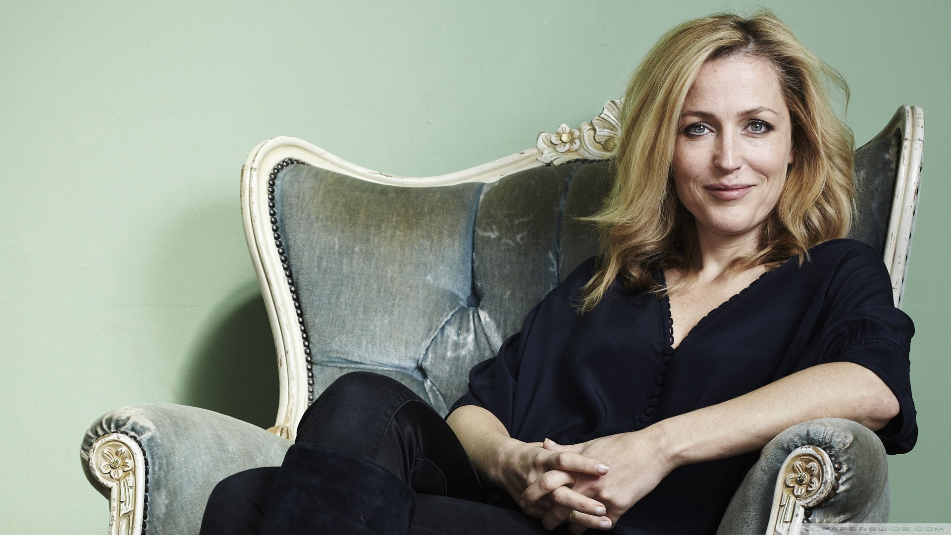 1920x1080 - Gillian Anderson Wallpapers 1